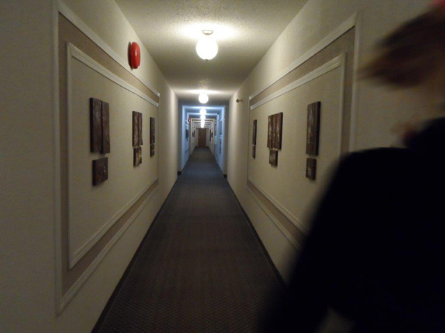photo of hallway of Braeman Place
