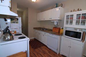 photo of a kitchen at The Madison, Leduc, Alberta