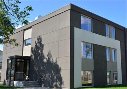 photo of the exterior of Terra Commons, Winnipeg, Manitoba